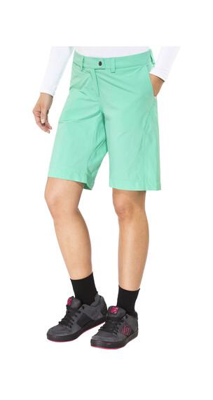 Odlo PRAGEL - Culotte corto sin tirantes Mujer - verde